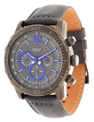 Guess Reloj de Cuarzo W19006G1 Gris 45 mm