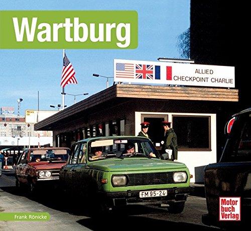Wartburg (Schrader-Typen-Chronik)