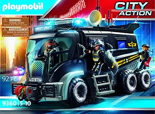 PLAYMOBIL City Action Vehículo con luz