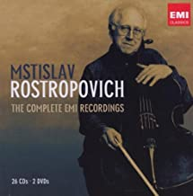 Rostropovich - The Complete EMI Recordings