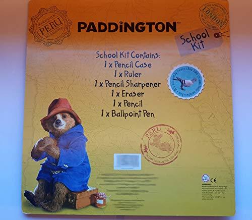Product Image 4: Paddington Bear School Stationery Set