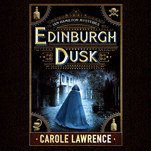 Edinburgh Dusk audiobook cover art