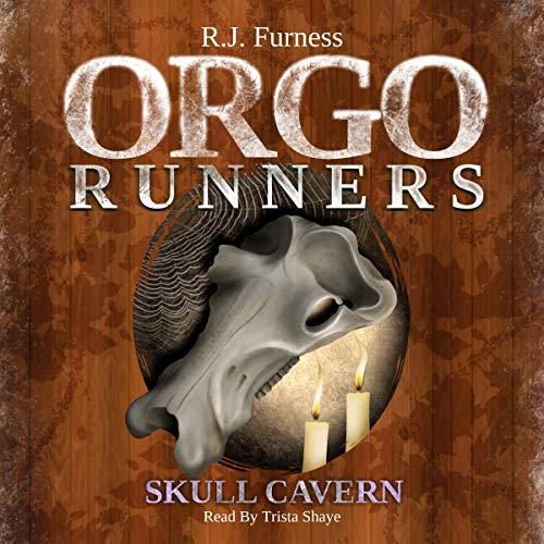 Orgo Runners: Skull Cavern cover art