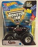 Hot Wheels Monster Jam Snap-On Battle Slammer Metal Mulisha # 38 Off-Road 2015 New Look