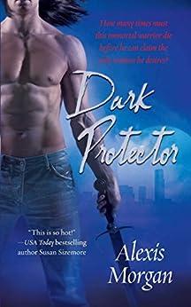 Dark Protector (Paladins of Darkness, Book 1) by [Alexis Morgan]