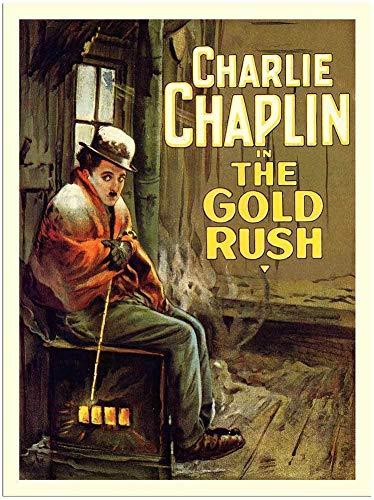 Charlie Chaplin Metall Blechschild Retro Metall gemalt Kunst Poster Dekoration Plaque Warnung Bar Cafe Garage Party Game Room Hauptdekoration
