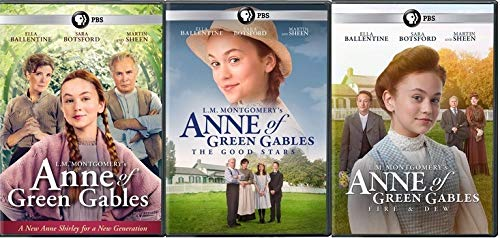 L.M. Montgomery's Anne of Green Gables Ultimate Movie Collection