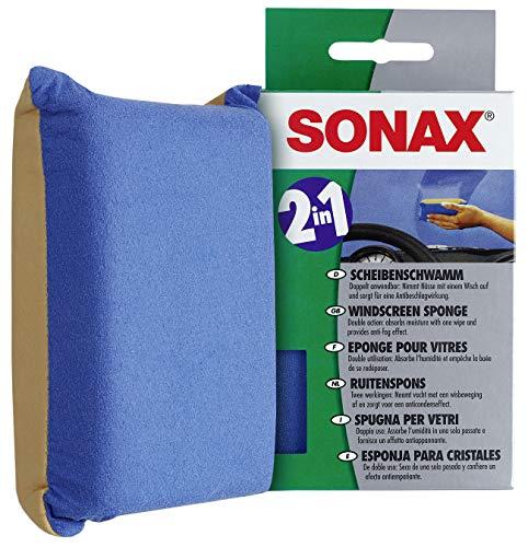 SONAX No de artículo 04171000 Esponja para parabrisas (1 unidad)