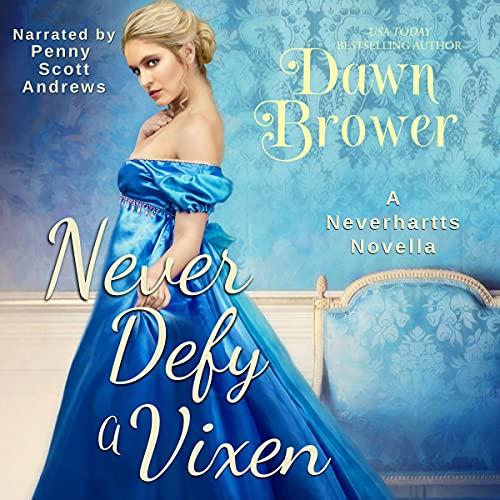Never Defy a Vixen cover art