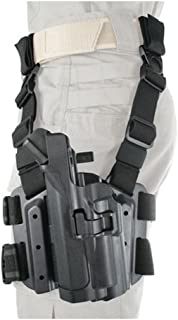 BLACKHAWK! SERPA Level 3 Light Bearing Tactical Holster - Matte Finish