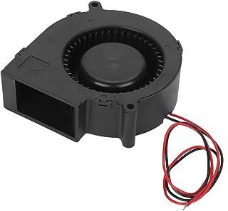 Jeffergarden Barbacoa soplador de Aire Ventilador eléctrico Ligero portátil Encendedor Herramientas 12V 2.85A Accesorios de Estufa para Exterior