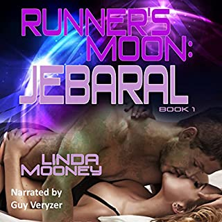Runner's Moon: Jebaral audiobook cover art