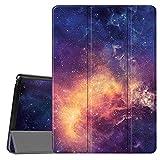 Fintie Hülle für Lenovo Tab E10 - Superdünne Superleicht Schutzhülle mit Standfunktion für Lenovo Tab E10 TB-X104F 10,1 Zoll Tablet 2019(Nicht für Lenovo Tab M10), die Galaxie