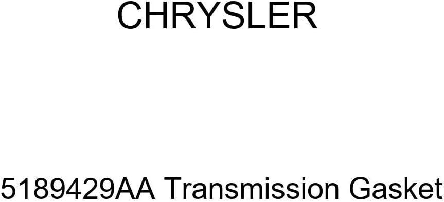 Genuine Chrysler Many popular brands 5189429AA National products Gasket Transmission