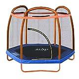 Clevr 7ft Indoor/Outdoor Waterproof Trampoline