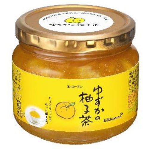 キッコーマン ゆずかの柚子茶 580g