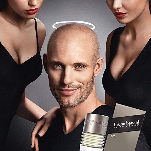 Coty Beauty Germany GmbH, Consumer Bruno banani man - eau de toilette natural spray - herb-aromatisches herren parfüm - 1 er pack 1 x 30ml