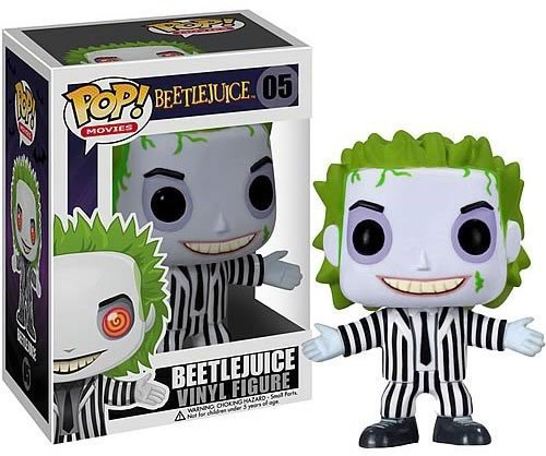 POP! Vinilo - Movies: Beetlejuice