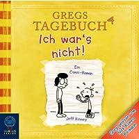 Ich war's nicht! (Gregs Tagebuch 4) Hörbuch