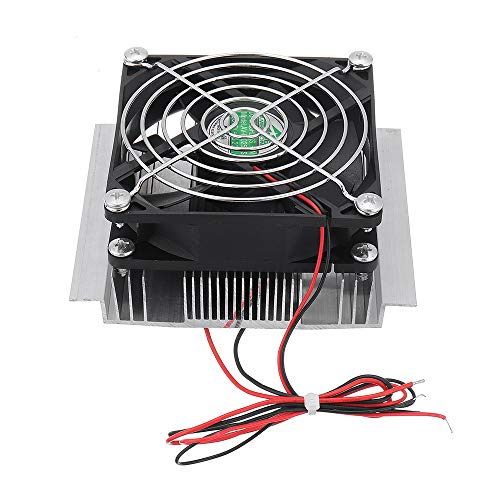 Les XD-35 12 V kleine elektronische koelkast, halfgeleiderkit, componenten, koelsysteem
