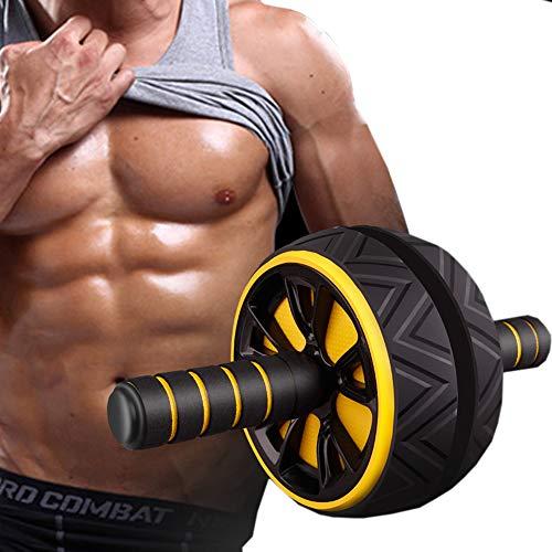 VGEBY1 AB Roller Appareil de Musculation Abdominal pour La Salle de Sport Syst/ème dExercices pour lEntra/îneur dexercice Abdominal