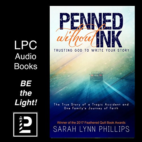 Penned Without Ink audiobook cover art