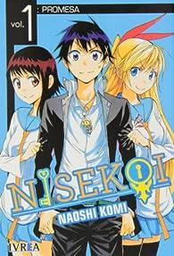 Nisekoi 1 par Naoshi Komi