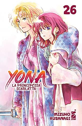 Yona la principessa scarlatta (Vol. 26)