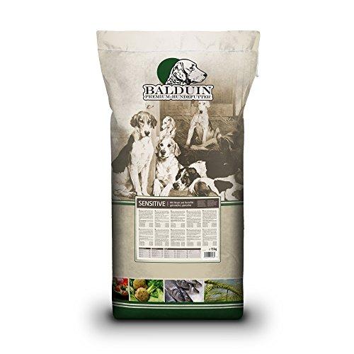 Balduin Sensitive, 15 kg (Trockenfutter für Hunde)