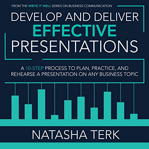 Develop and Deliver Effective Presentations  By  cover art