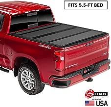 BAK BAKFlip MX4 Hard Folding Truck Bed Tonneau Cover | 448329 | Fits 2015-20 Ford F150 5'6