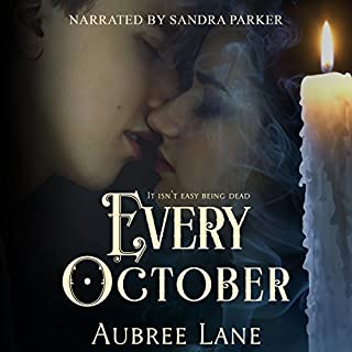 Every October                   By:                                                                                                                                 Aubree Lane                               Narrated by:                                                                                                                                 Sandra Parker                      Length: 3 hrs and 11 mins     1 rating     Overall 5.0