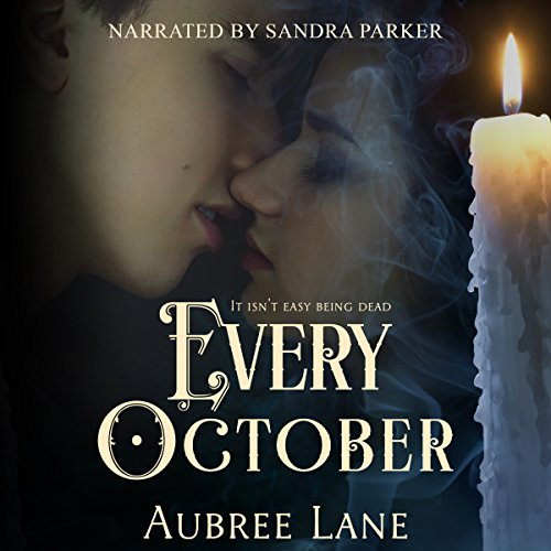 Every October audiobook cover art