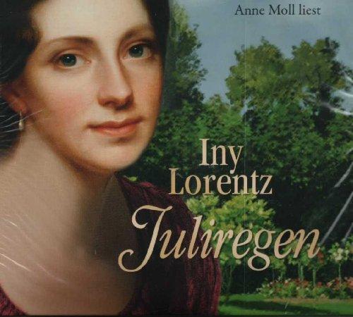 Juliregen (Hörbuch) gelesen von Anne Moll