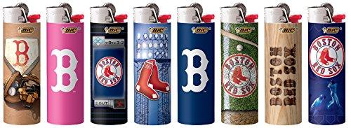 BIC Lighters Boston Designs 8pk