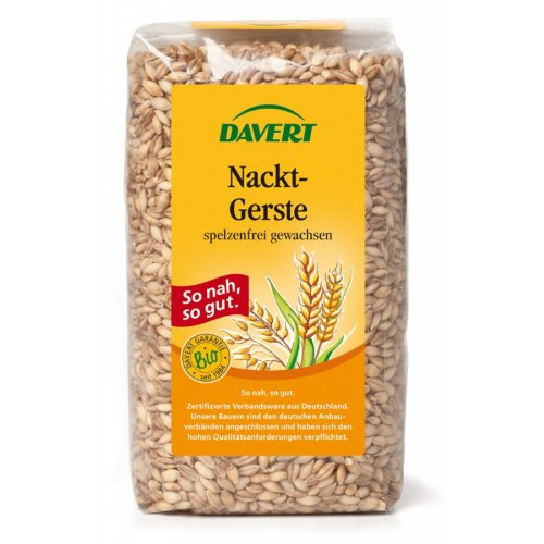 Davert Nacktgerste, 500 g