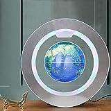 explora el mundo Globo flotante Mapa de esfera Globo luminoso Constelación Globo del mundo global con luz nocturna Decoraciones para el dormitorio del hogar Regalo para niños, modelo Globo del mundo d