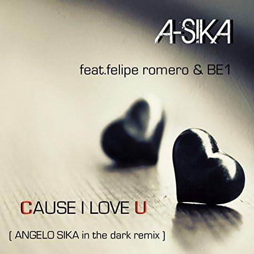 A-Sika feat. Felipe Romero & BE1