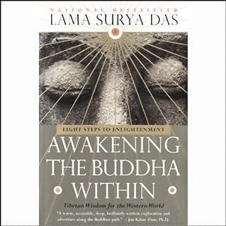 Awakening the Buddha Within audiobook cover art