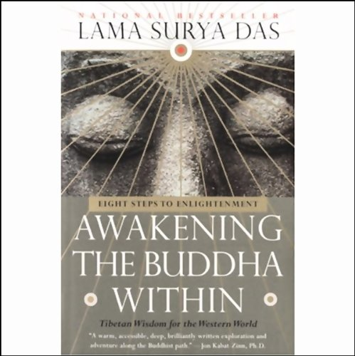 Awakening the Buddha Within audiobook cover art