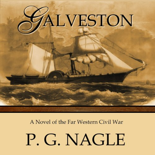 Galveston audiobook cover art