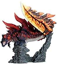 VKISI Japan Glaivenus Dinovaldo Dragon PVC Model Kit Toy 20Cm Height Monster Hunter Rat S Ember Arc Blade Action Figures Must-Have 6 Year Old Boy Gifts My Favourite Superhero Classroom LOL Unboxed