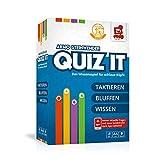 rudy games Quiz IT 2019-Interaktives Wissensspiel für schlaue Köpfe Quizspiel mit App ab...