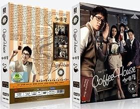 Coffee House: Korean TV Drama (4 DVDs) (18 Episodes)