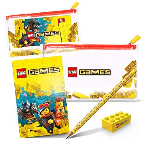 Warner Bros. Interactive Spain - Set de papelería LEGO (Nintendo Switch)