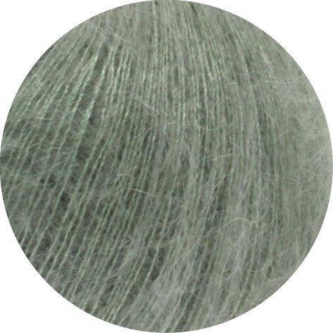 Lana Grossa Silkhair 105 - Graugrün