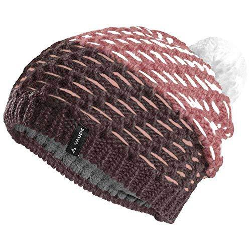 VAUDE Valgadena Beanie II Mütze, Pecan Brown, Einheitsgröße