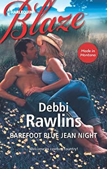 Barefoot Blue Jean Night (Made in Montana Book 1) by [Debbi Rawlins]
