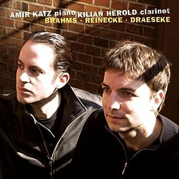 Brahms & Reinecke & Draeseke