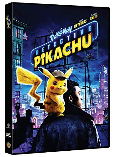 Dvd - Detective Pikachu (1 DVD)